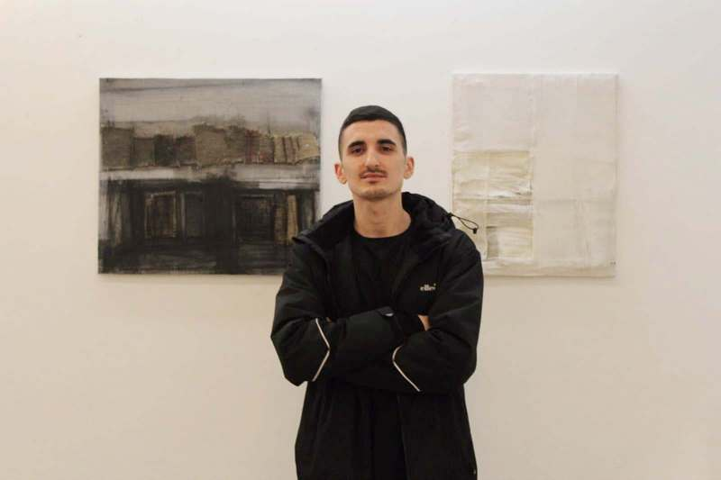 U Novom Sadu otvorena izložba Nikole Kocića iz Vlasotinca