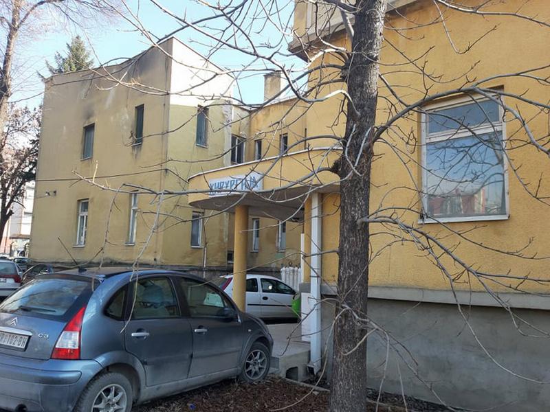 U Vranju stagnira broj prvih pregleda i hospitalizovanih