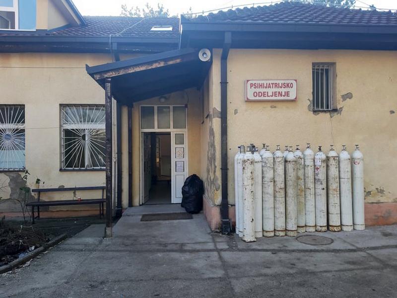 Pad broja zaraženih u Pčinjskom okrugu, od 388 uzoraka 59 iz Vranja
