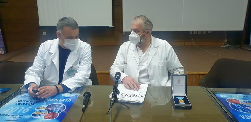 Zlatna medalja Zorana Jovanovića ponos cele pirotske Opšte bolnice