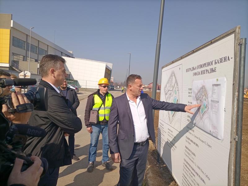 U Pirotu se gradi kompleks s otvorenim bazenom od tri miliona evra