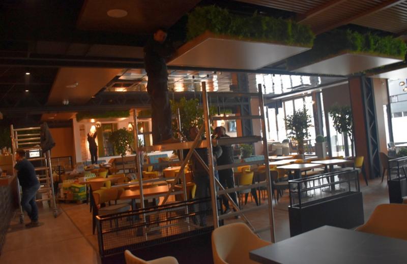 """Kraj Šajkače sutra počinje sa radom kafe-restoran """"Promenada"""""""