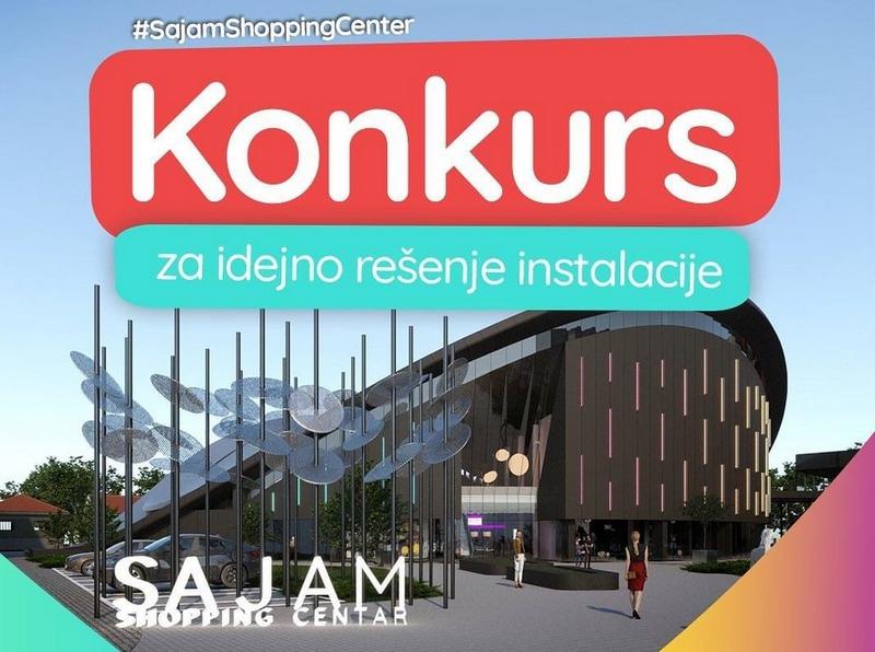 Nagradni konkurs Sajam Shopping Centra, prva mesto 500 evra