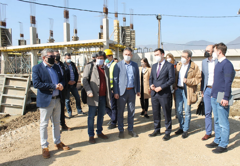 Probni rad fabrike za prečišćavanje otpadnih voda za dva i po meseca