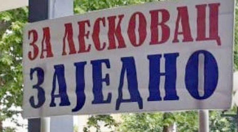 Za Leskovac-zajedno: Da deca u Leskovcu imaju iste uslove kao deca u Beogradu