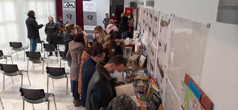 Biblioteka u Medveđi obeležila 57 godina postojanja