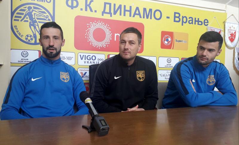 Dinamo danas protiv Kabela igra za pobedu