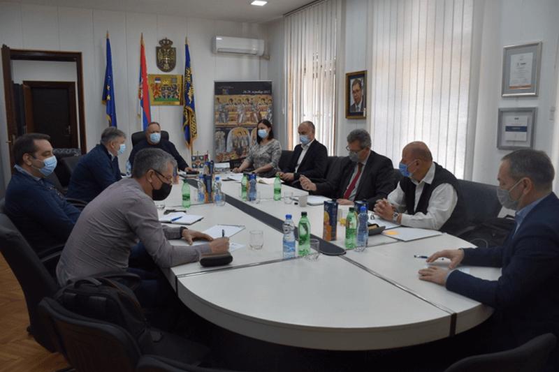 Za postavljanje video-nadzora u Leskovcu 150 miliona dinara