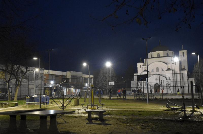 LED rasveta stigla i u naselje Dubočica