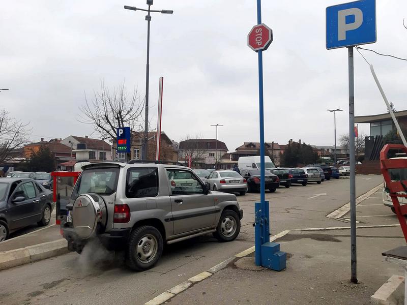 "JP""Parking servis"" pustio u rad novi sistem za naplatu parkiranja"