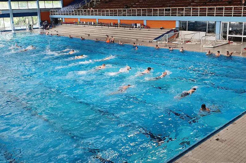 Besplatna obuka mladih za trening i plivanje za rad sa osobama sa invaliditetom