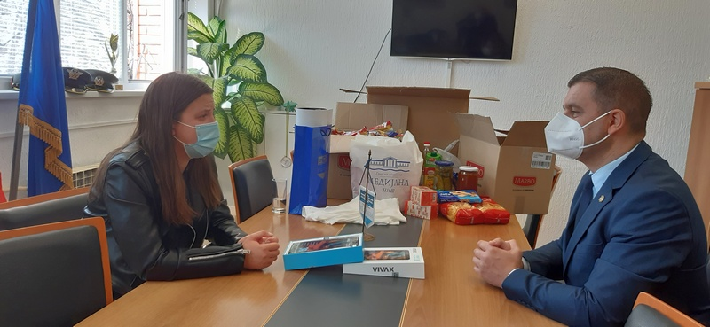 Opštinari pomažu sestrama Petković koje su ostale bez roditelja