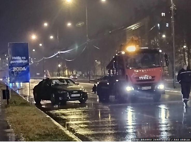 Vozač koji je u Nišu usmrtio dete negirao krivicu