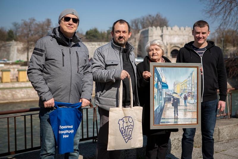 Slika Slavoljuba Todorovića Zorkina prodata na licitaciji LFN
