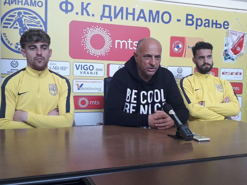 Dinamo danas igra protiv Trajala