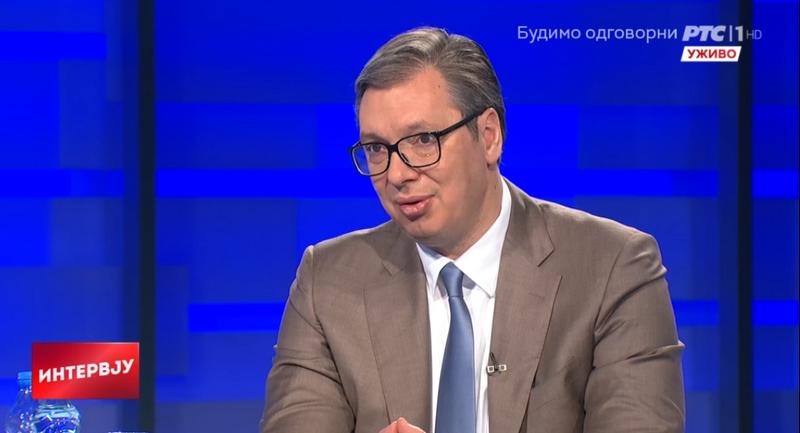 Vučić: Nezaposlenima po 120 evra, novi paket pomoći i za muzičare i hotelijere