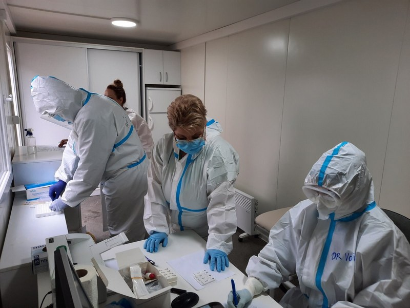Od 190 testiranih još 30 novoobolelih u Jablaničkom okrugu