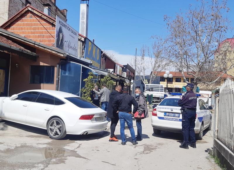 """Vlasnica """"Afrodite"""" sprečila Telekom da kopa pored njenog salona lepote, intervenisali policija i tužilaštvo"""
