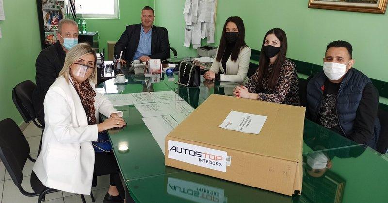 """Kompanija """"Autostop"""" donirala 15.000 zaštitnih maski"""