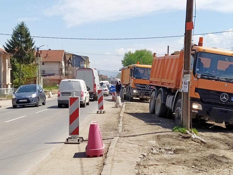 Zbog rekonstrukcije Bulevara Nikole Pašića u sredu i četvrtak izmena režima saobraćaja