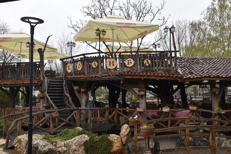 """Restoran """"Koliba"""" na novoj lokaciji, u etno kompleksu Apostolović"""