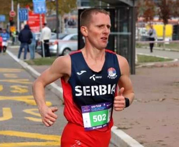 Kristijan Stošić pobednik planinske trke na Divčibarama