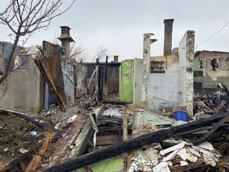 """Stečajni upravnik """"Građevinara"""" traži rešenje da pomogne porodicama koje su u požaru ostale bez doma"""
