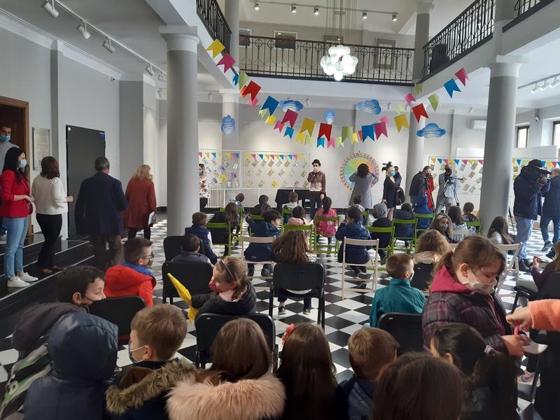 LKC upoznao mališane sa likom i delom Hans Kristijana Andersena