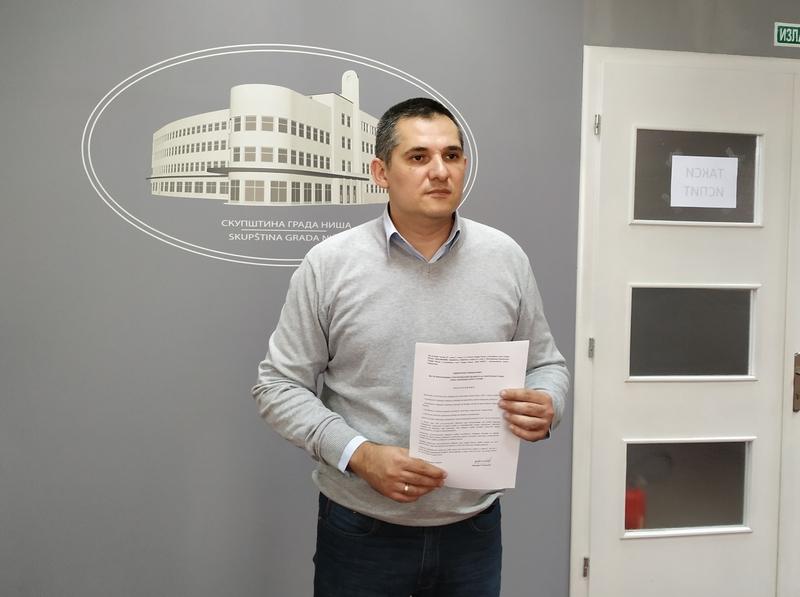 Stanković predlaže: Grad da se odrekne prihoda u korist ugostitelja