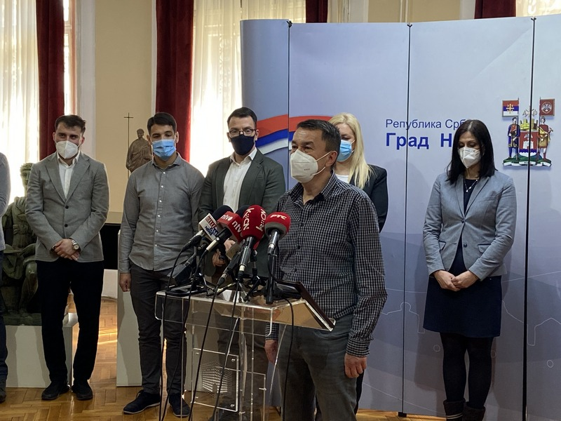Novi načelnik Komunalne policije Goran Đorđević