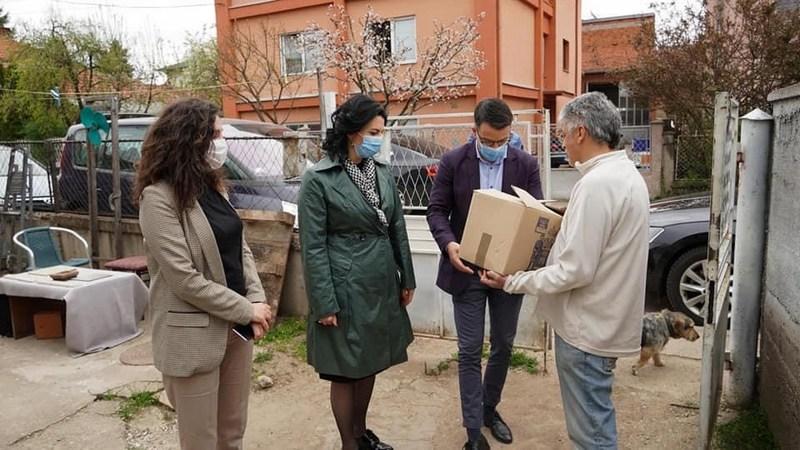 Paketi pomoći za porodice ugrožene u poplavama