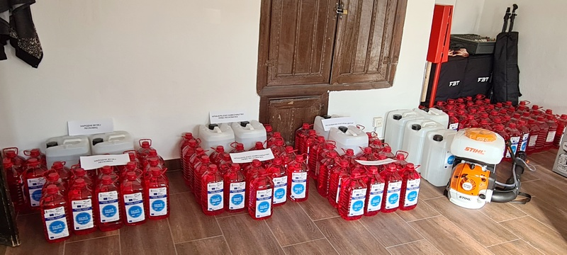 Paketi EU stigli i do Turističke organizacije Leskovac