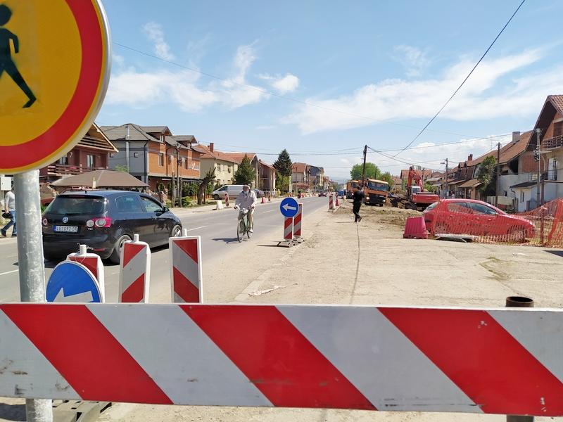 Počela gradnja Bulevara Nikole Pašića, radovi vredni 268,7 miliona