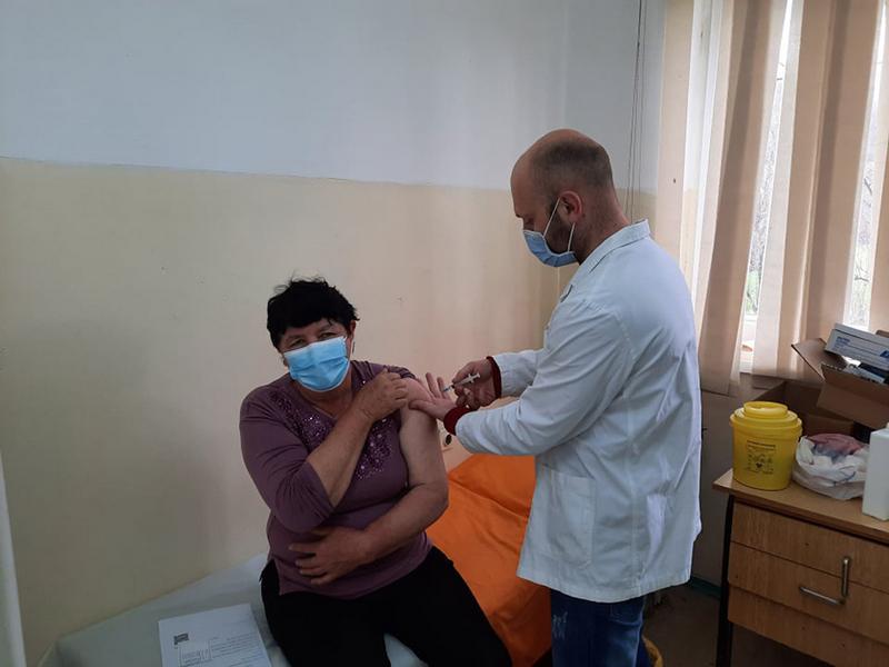 U Poljanici vakcinisano preko 20 posto stanovništva