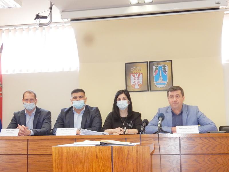 Vlasotincu odbrena četiri projekta vredna 10,3 miliona dinara