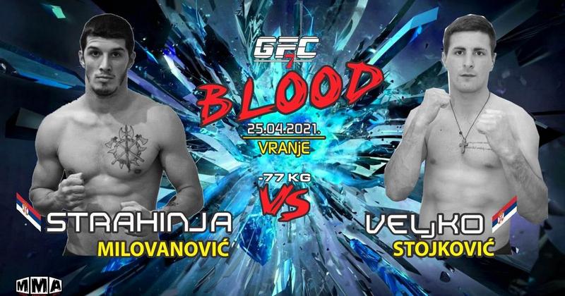 Međunarodni MMA turnir u Vranju 25. aprila