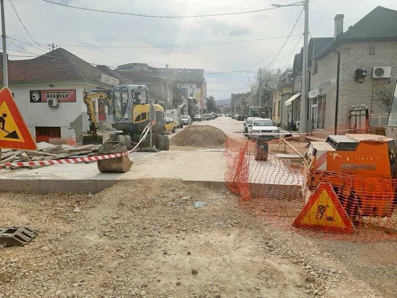 SRS traži smene zbog Ulice Bore Stankovića koja se rekonstruiše dve godine