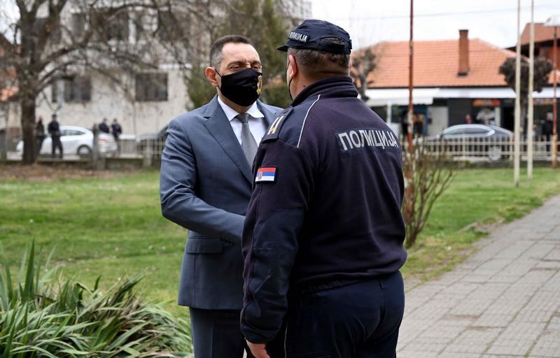 Vulin: 400 policajaca pozornika u svim većim gradovima Srbije do kraja godine