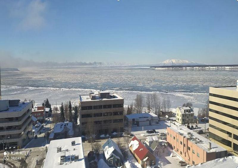 Nova stanica: Aljaska iz ugla Leskovčanina