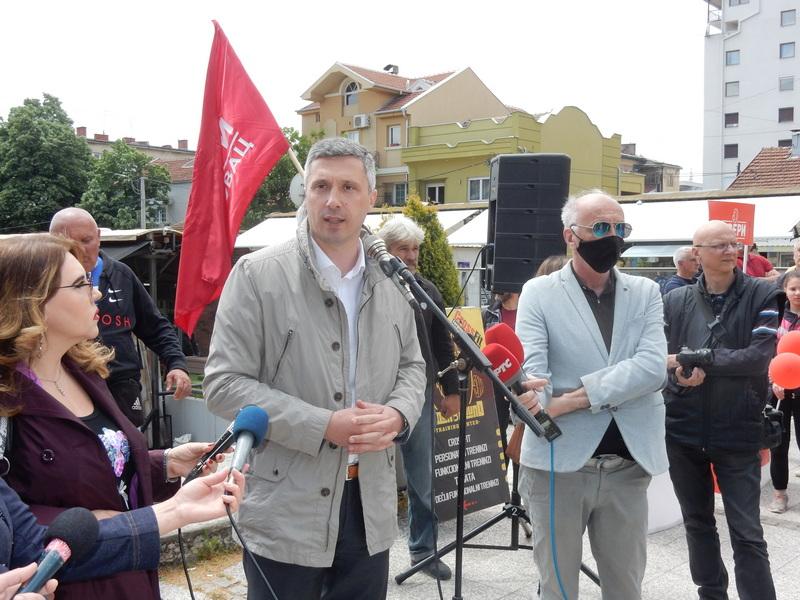 Boško Obradović: Zatvor za pljačkaše Srbije, u novoj vlasti nema mesta za bivši režim