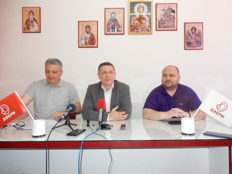 Dveri još jednom najavljaju Porodičnu šetnju u Leskovcu za 8. maj