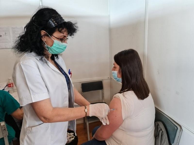 Povećano interesovanje Vranjanaca za vakcinaciju