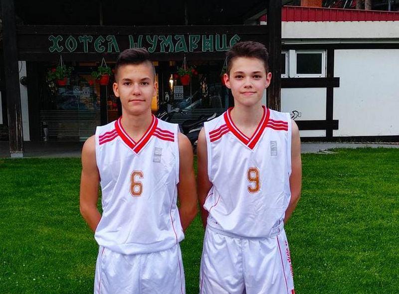Vranjanci branili boje reprezentacije jugoistočne Srbije u košarci