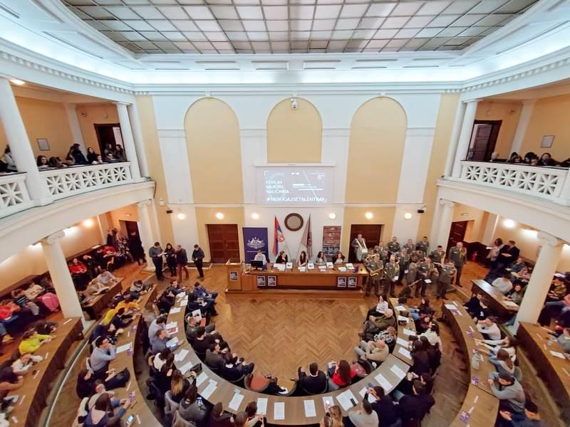 Niš: Sedmi Forum mladih naučnika promoviše mlade talente iz Srbije