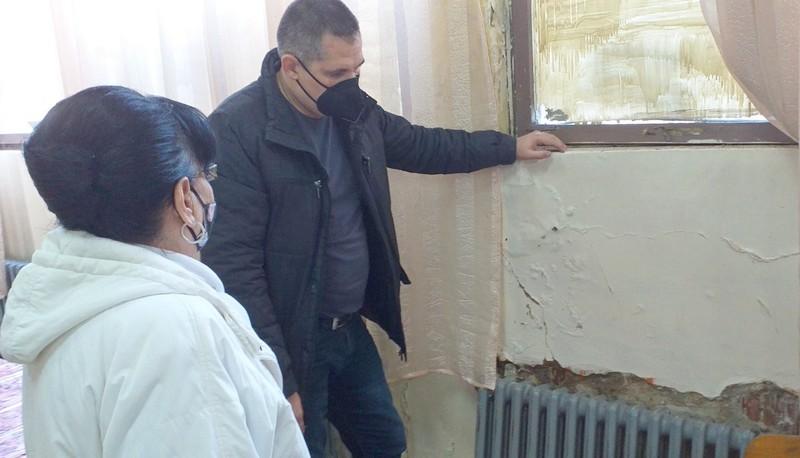 Stanković traži renoviranje mesne kancelarije čije prostorije koriste i penzioneri