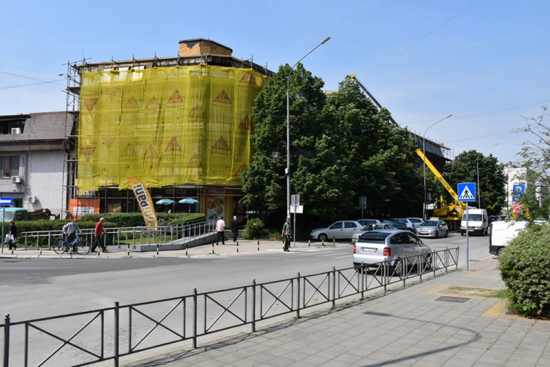 Rekonstrukcija zgrade PIO fonda gotova do septembra