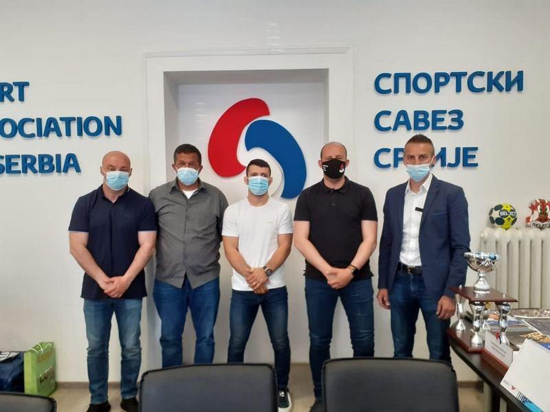 Romski fudbalski klub Radnički ponovo ulazi u takmičenje