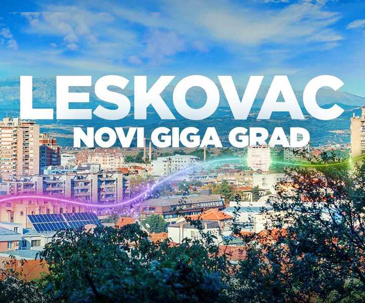 """Leskovac """"giga"""" grad na spisku SBB"""