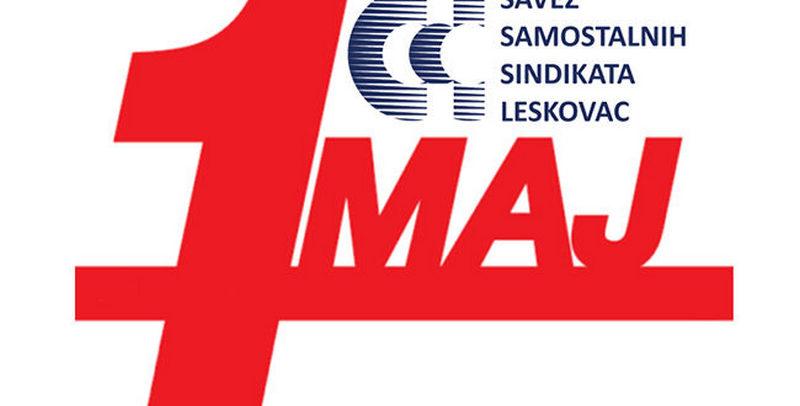 Prvomajski proglas Saveza sindikata Leskovac: Borba za radnička prava neće stati dok ne dokažemo poslodavcima i državi da bez radnika nema napretka