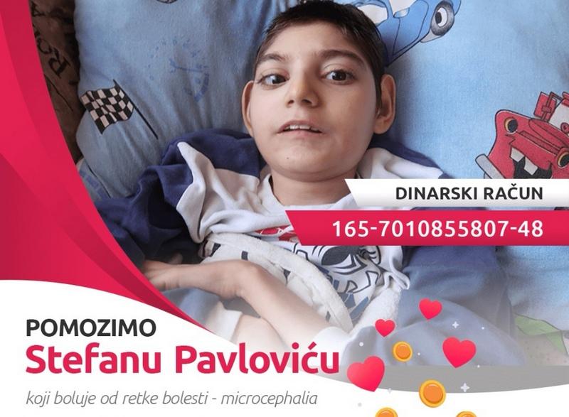 Humanitarni turnir za Stefana Pavlovića u naselju Dubočica